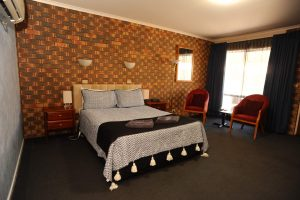 Horsham Mid_City Motel Standard Room