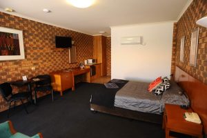 Horsham Mid_City Motel Twin Room