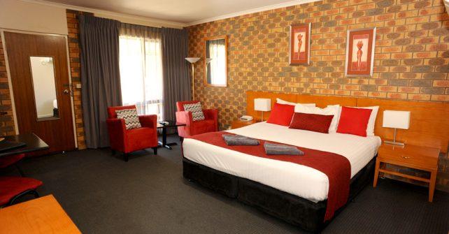 Horsham Midcity Motel