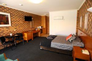 Horsham Midcity Motel Twin Room