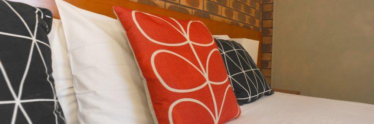 Horsham Mid_City Motel Beds