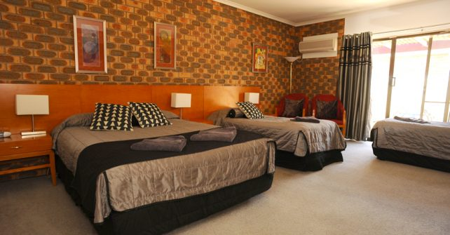 Family Room Horsham Midcity Motel